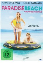 Paradise Beach - Groupies inklusive DVD-Cover