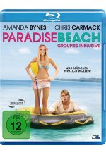 Paradise Beach - Groupies inklusive Blu-ray-Cover