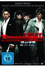 A Better Tomorrow 2K12 DVD-Cover