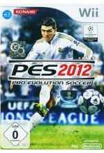 Pro Evolution Soccer 2012 Cover