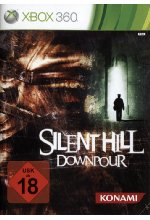 Silent Hill - Downpour Cover