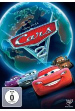 Cars 2 DVD-Cover