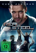 Real Steel DVD-Cover