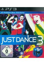 Just Dance 3 (Move) Cover