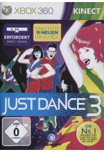 Just Dance 3 (Kinect) Cover