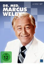 Dr. med. Marcus Welby - Box 2  [4 DVDs] DVD-Cover