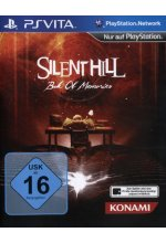 Silent Hill - Book of Memories Cover