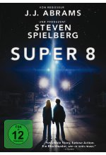 Super 8 DVD-Cover