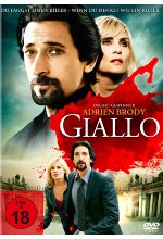 Giallo DVD-Cover
