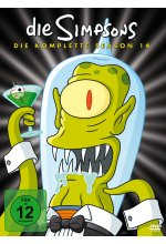 Die Simpsons - Season 14  [CE] [4 DVDs]  (Digipack) DVD-Cover