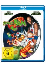 Space Jam Blu-ray-Cover