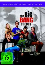 The Big Bang Theory - Staffel 3  [3 DVDs] DVD-Cover