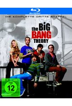 The Big Bang Theory - Staffel 3  [2 BRs] Blu-ray-Cover