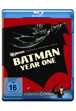 Batman - Year One Blu-ray-Cover