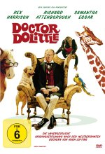Doctor Dolittle DVD-Cover