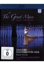 The Great Mass - Leipzig Ballet Gewandhausorchester Leipzig Blu-ray-Cover