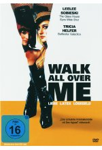 Walk all over me - Liebe, Latex, Lösegeld DVD-Cover