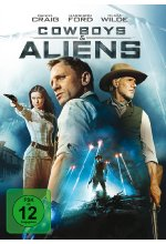 Cowboys & Aliens DVD-Cover