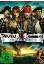 Pirates of the Caribbean 4 - Fremde Gezeiten DVD-Cover