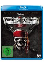 Pirates of the Caribbean 4 - Fremde Gezeiten Blu-ray 3D-Cover