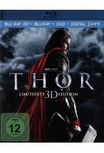 Thor  [LE] (+ Blu-ray) (+ DVD) Blu-ray 3D-Cover