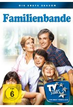 Familienbande - Season 1  [4 DVDs] DVD-Cover