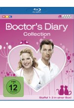 Doctor's Diary - Staffel 1-3  [4 BRs] Blu-ray-Cover