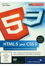 HTML5 und CSS3 (PC+MAC+Linux) Cover