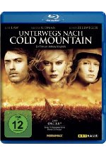 Unterwegs nach Cold Mountain Blu-ray-Cover