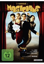 Magicians DVD-Cover