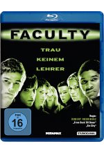 Faculty - Trau keinem Lehrer Blu-ray-Cover