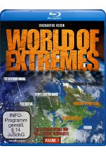 World of Extremes Vol. 1 - Teil 1: Extreme Rituale/Teil 2: Extreme Tierprojekte Blu-ray-Cover