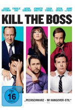 Kill the Boss DVD-Cover