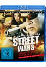 Street Wars - Krieg in den Strassen - The True Justice Collection Blu-ray-Cover