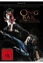 ONG-BAK - The New Generation DVD-Cover