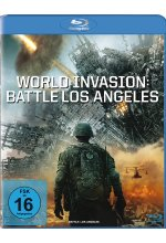 World Invasion: Battle Los Angeles Blu-ray-Cover