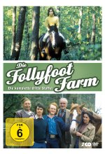Die Follyfoot Farm - Die komplette 3. Staffel  [2 DVDs] DVD-Cover