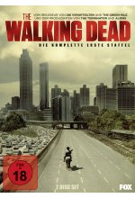 The Walking Dead - Die komplette erste Staffel  [2 DVDs] DVD-Cover