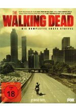 The Walking Dead - Die komplette erste Staffel  [2 BRs] Blu-ray-Cover
