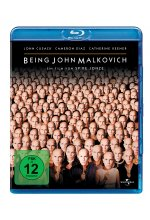Being John Malkovich Blu-ray-Cover