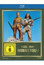Winnetou 1 Blu-ray-Cover