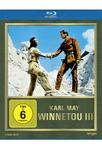 Winnetou 3 Blu-ray-Cover