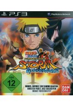 Naruto Shippuden - Ultimate Ninja Storm Generations Cover