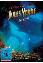 Jules Verne Box 4  [2 DVDs] DVD-Cover
