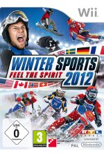 Winter Sports 2012 - Feel the Spirit Cover