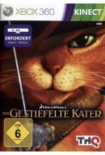 Der gestiefelte Kater (Kinect) Cover