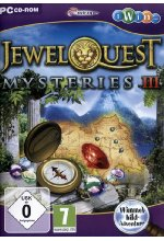 Jewel Quest Mysteries 3 Cover