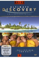 Ultimate Discovery 7 - Philippinen & Bali DVD-Cover