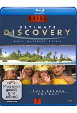 Ultimate Discovery 7 - Philippinen & Bali Blu-ray-Cover