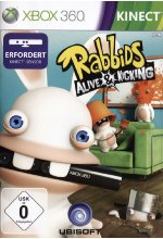 Rabbids - Alive & Kicking (Kinect) Cover